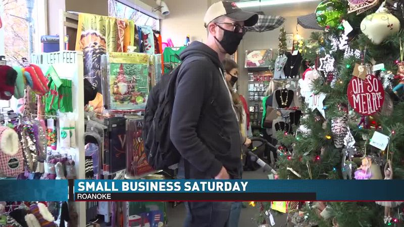 Roanoke Small Business Saturday