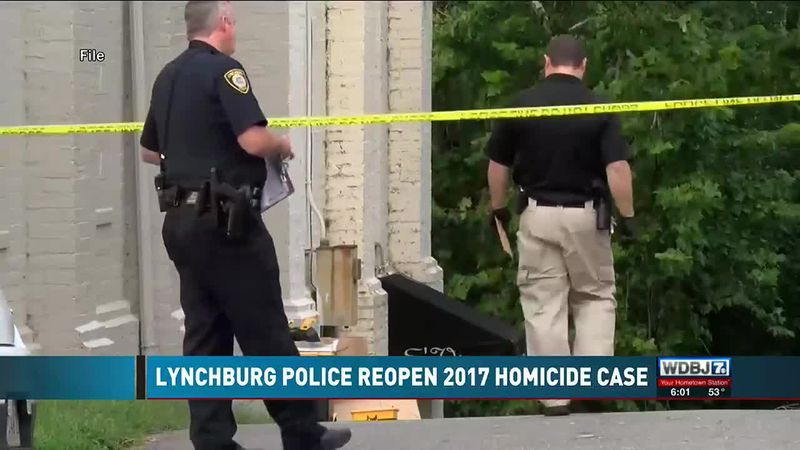 Lynchburg Police Reopen 2017 Homicide Case