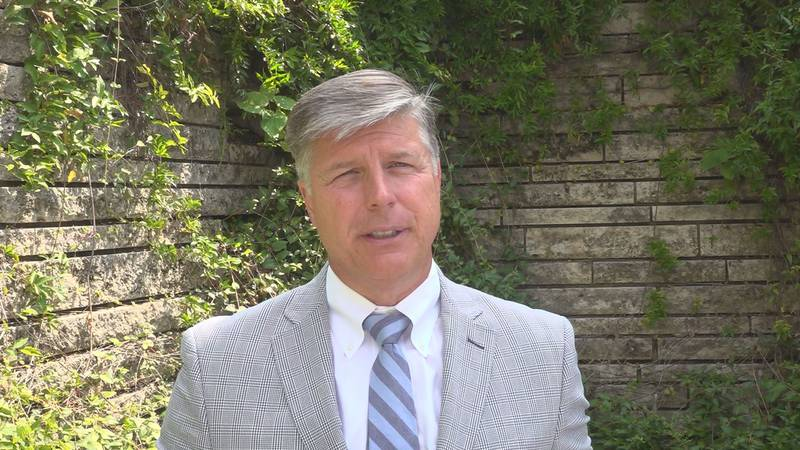Sen. Steve Newman announced Friday he is resigning from Virginia's redistricting commission.