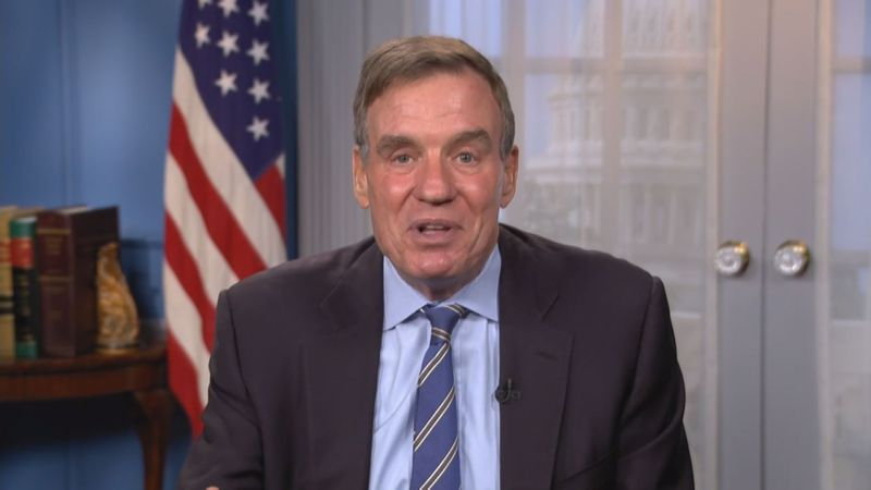 Sen. Mark Warner says he's working with state officials to accelerate broadband projects in the...