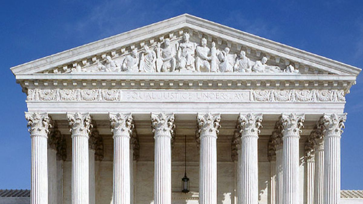 The U.S. Supreme Court will be eschewing the use of its building from the time being.