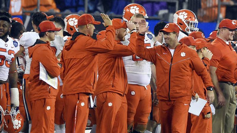 Clemson is again the favorite to win the ACC football crown