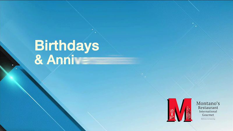 Birthdays and Anniversaries for April 23, 2021