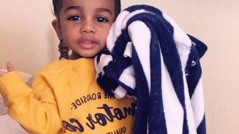 3-year-old Nazim Claytor was murdered on April 10, 2020. No arrests have been made in the case.