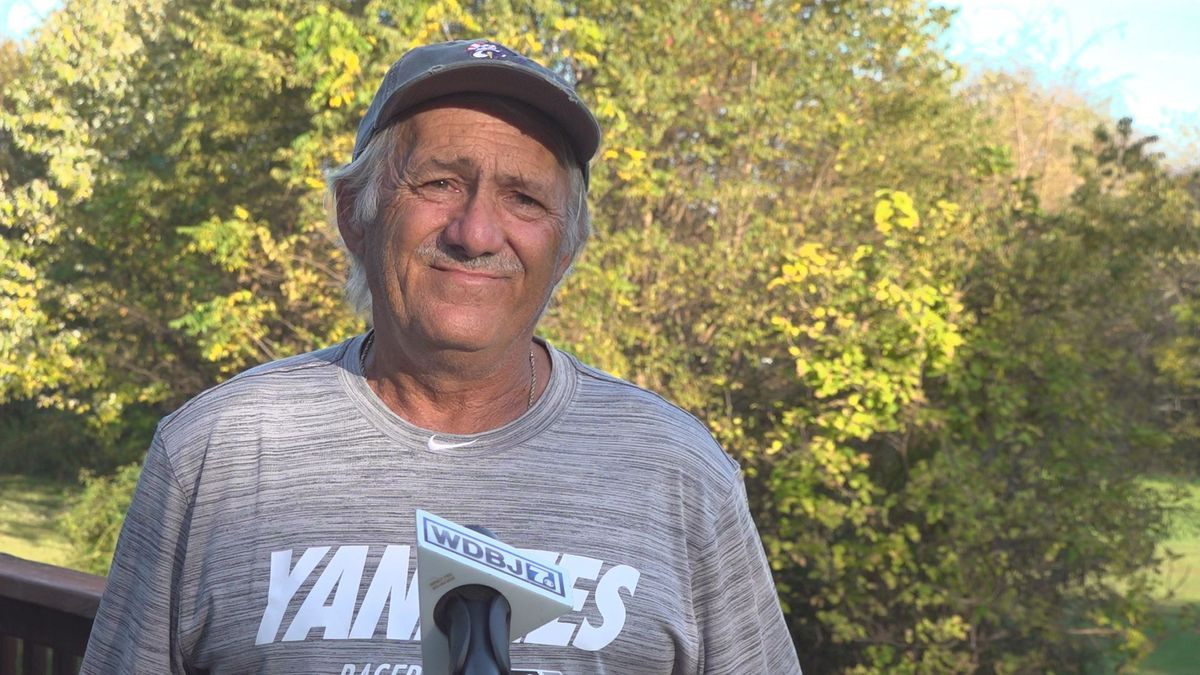Gary Martin, a former Town of Pulaski employee, could lose his home on town property after 40...