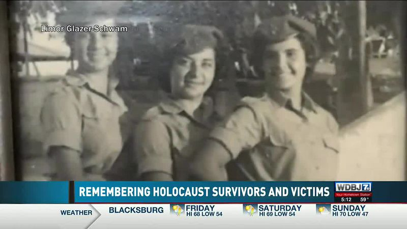 Remembering Holocaust Survivors and Victims
