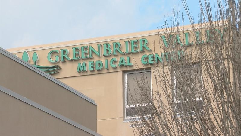 The Greenbrier Valley Medical Center in Ronceverte, W.Va.