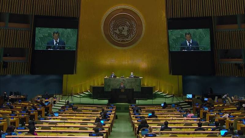 The U.N. General Assembly wrapped with talks of COVID-19 and climate change.