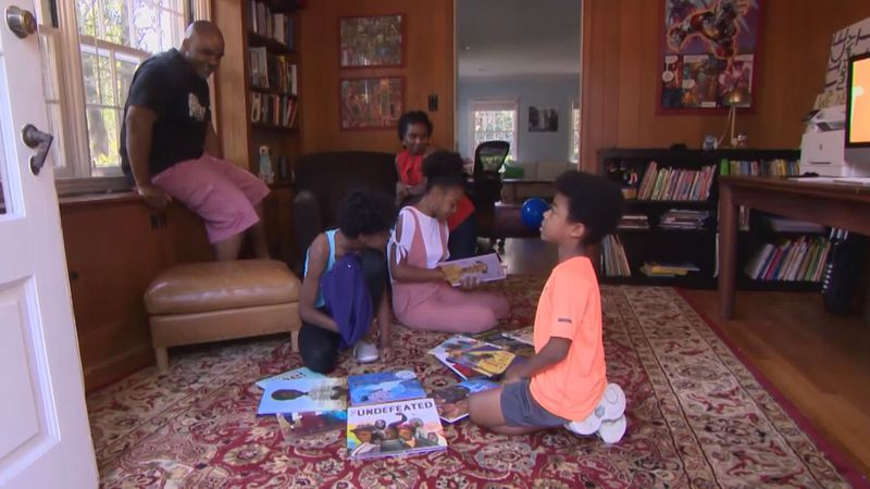 From books about biracial families to black history to religious celebration to kids with...