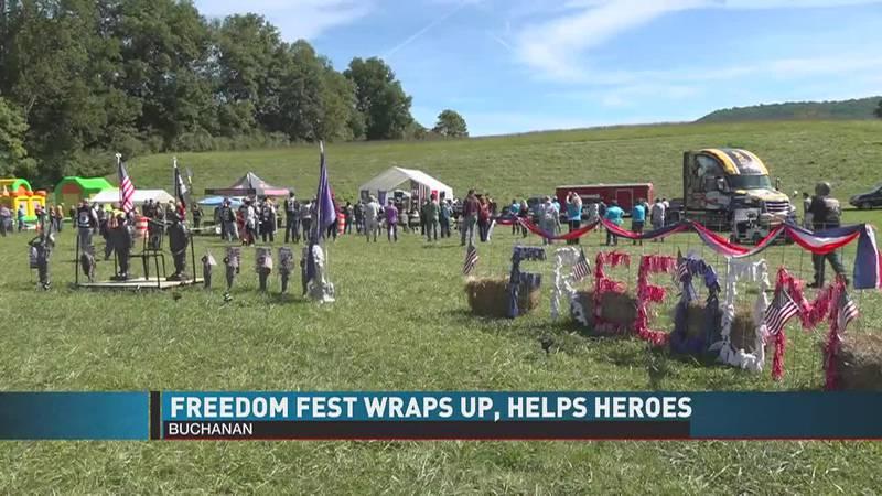 Freedom Fest Wrapup