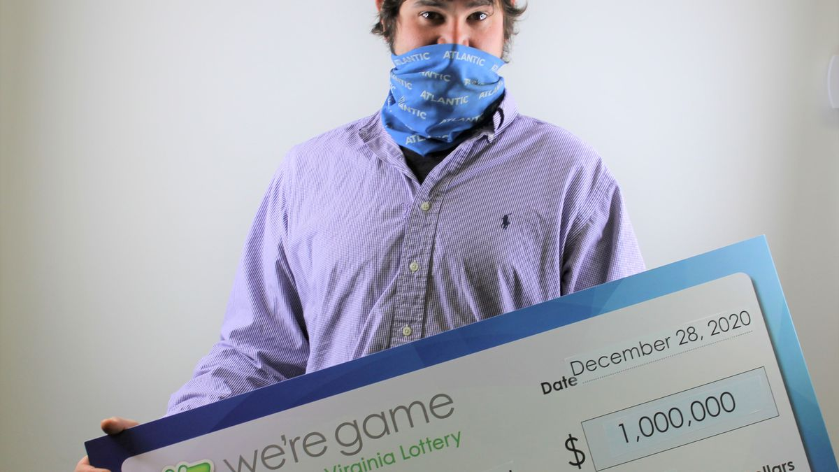 Tyler Fitzgerald claimed the first of three top prizes in the White Ice Millions Virginia...