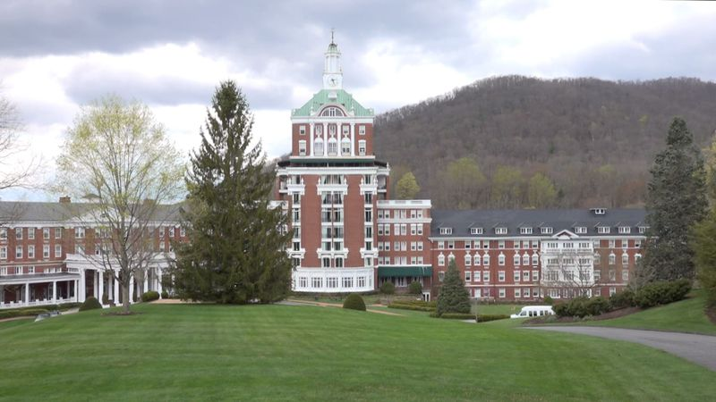 After a challenging 2020, the Omni Homestead Resort is looking forward to a strong travel...