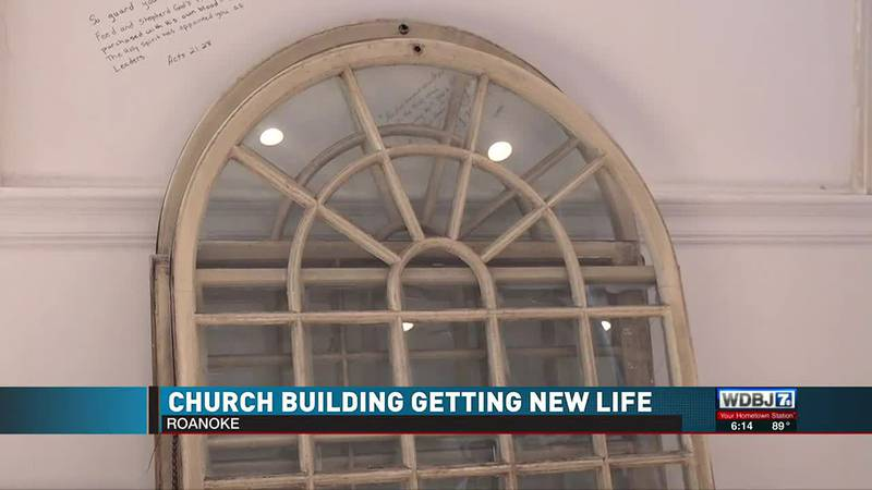 Relocation Of Hill Church Building