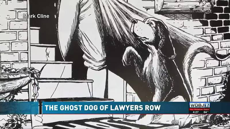 Ghost Story / Ghost Dog of Lawyers' Row