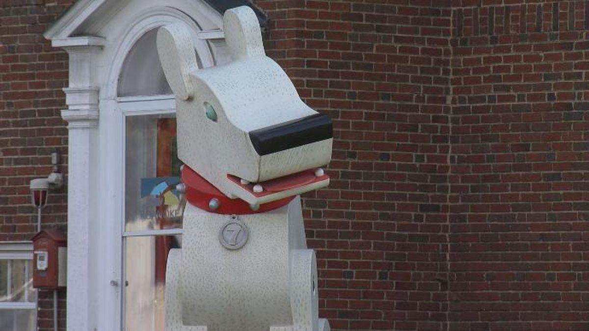 Roanoke Fire-EMS's Trojan Dog