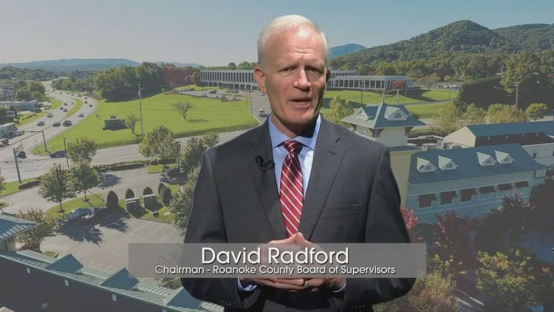 Radford said work to expand broadband access in the Cave Spring and Mount Pleasant areas began...