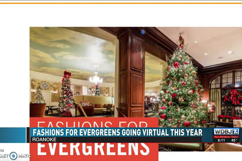 Virtual Fashions For Evergreens This Year
