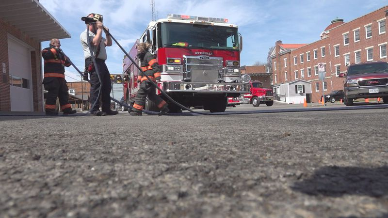 This week, one year ago, fire and EMS services merged in Wytheville cutting response times in...