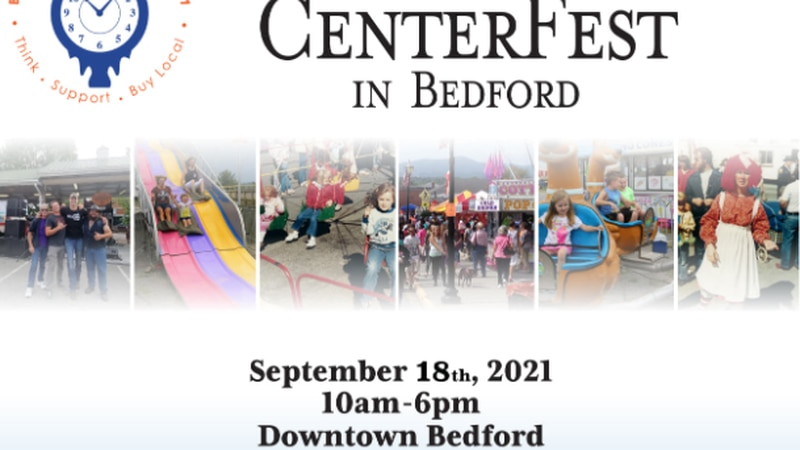 40th annual Centerfest to take place this weekend.