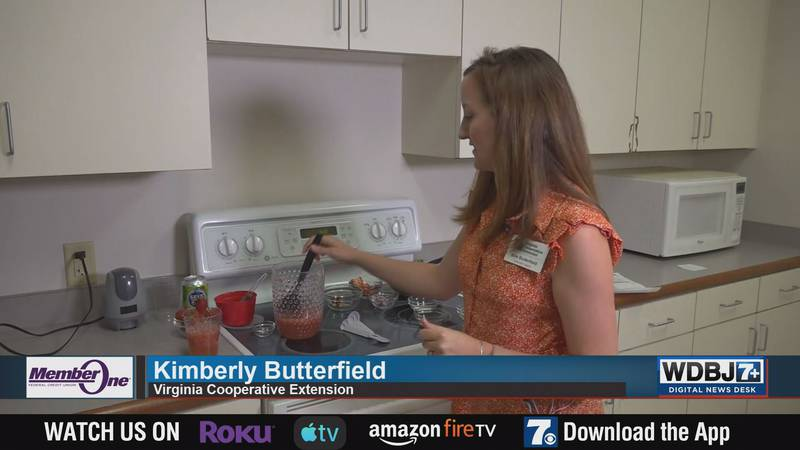WDBJ7+ is showing you some recipes for healthy eating on a budget