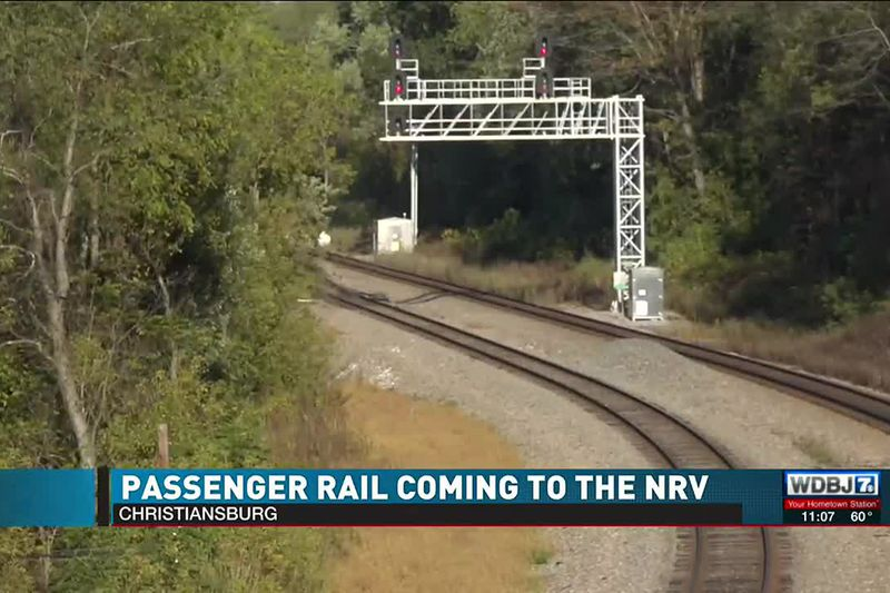 Passenger Rail Coming to the NRV