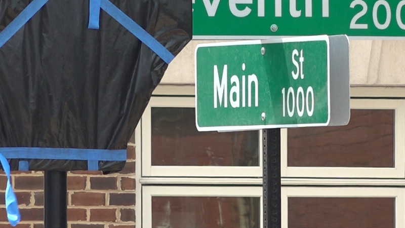 Main Street in Lynchburg will see its traffic pattern change from one way to two way between...
