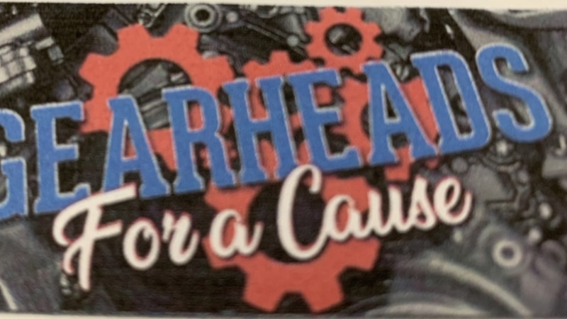 The Gearheads For a Cause logo.