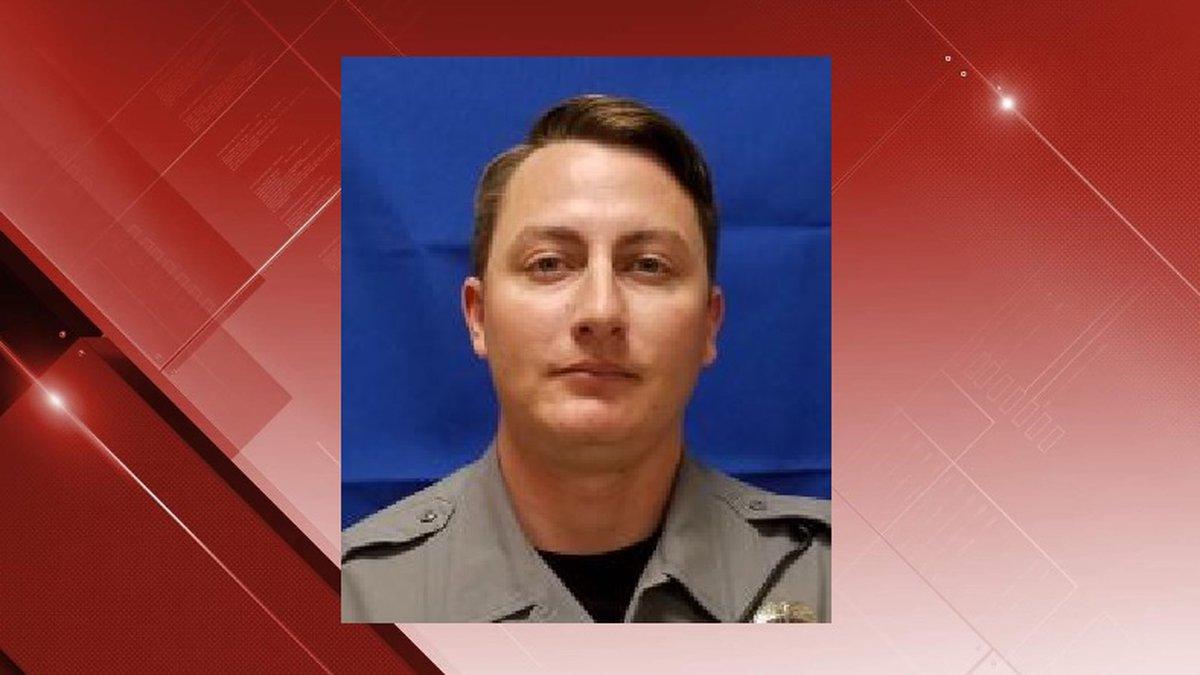 Bristol, Virginia Police Officer Jonathan Brown