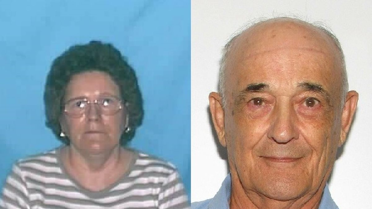 Geraldine and Charles Wilmer, missing from Buchanan County, VA