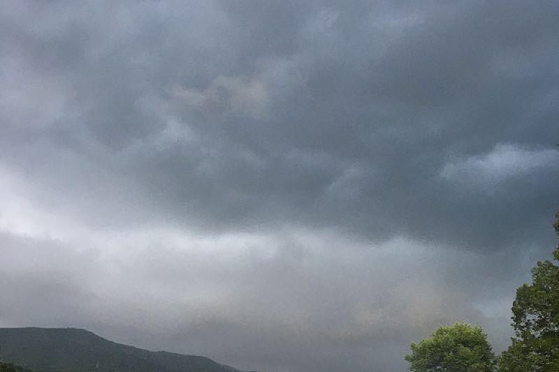 Severe Weather: Botetourt at Blue Ridge
