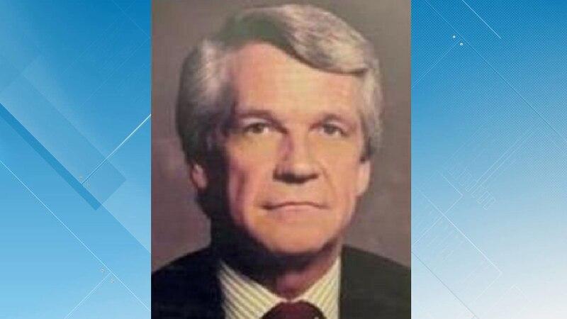 Former Franklin County Sheriff William Overton, Sr.