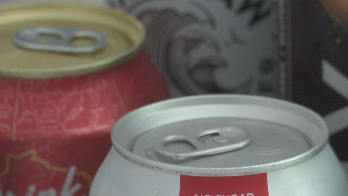 A national aluminum shortage, specifically a shortage of aluminum cans, impacts Northeast...