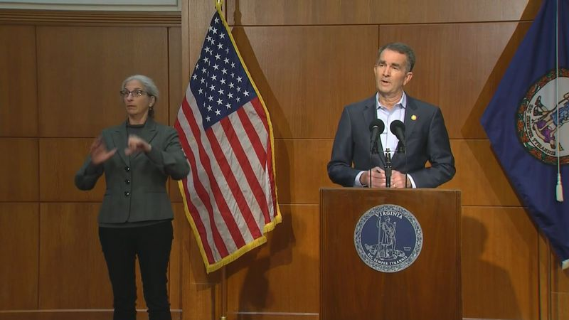 Governor Northam said Thursday he has confidence in the Virginia Parole Board and will continue...