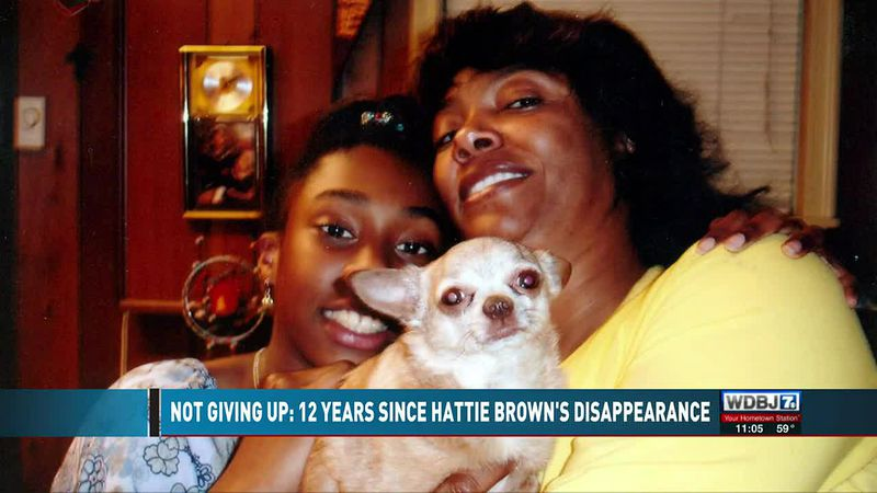 Hattie Brown 12 Years For Search