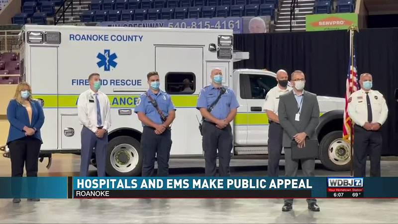 Health Care Plea to Public