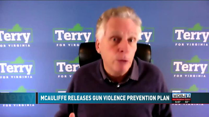 McAuliffe Wants More Gun Violence Prevention For State