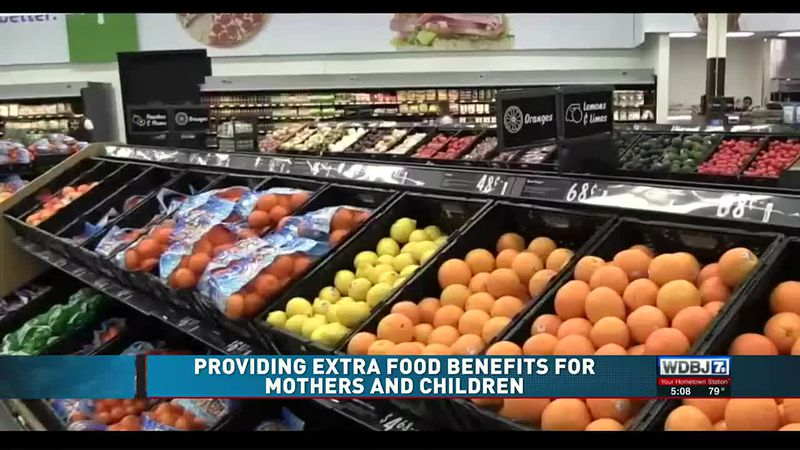 Extra Food Benefits for Mothers and Children