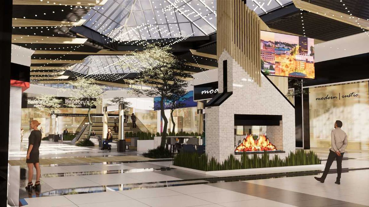 Photo from River Ridge Mall media materials