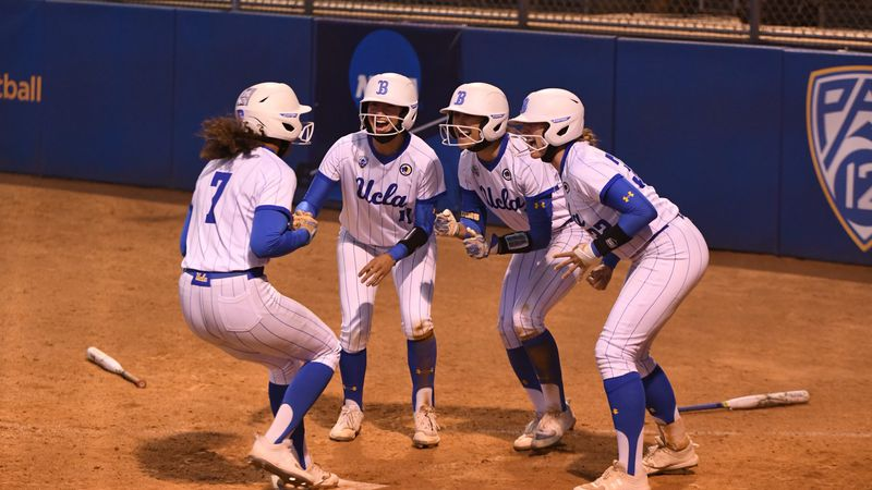 UCLA defeated Virginia Tech 6-0 in Game 2 of the Los Angeles super regional on Saturday.