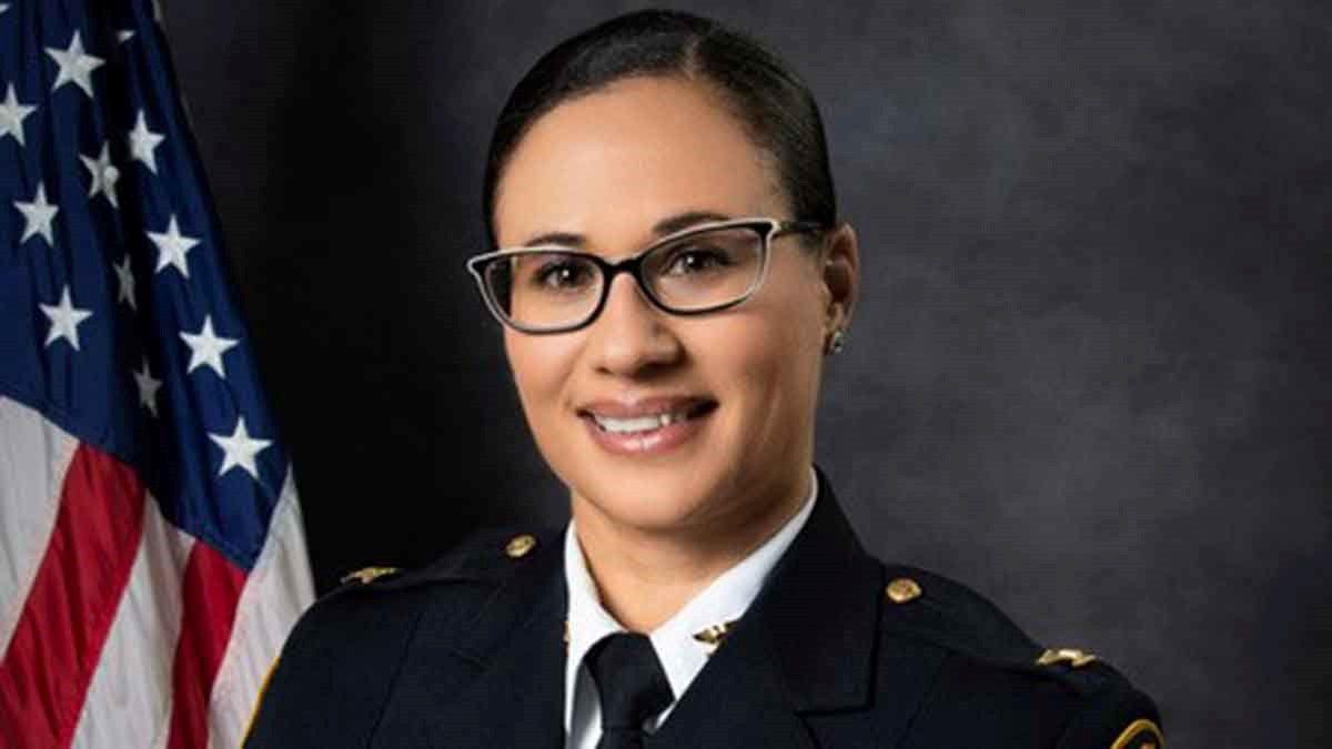 Angela Greene has been chosen as the City of Lexington's new police chief.