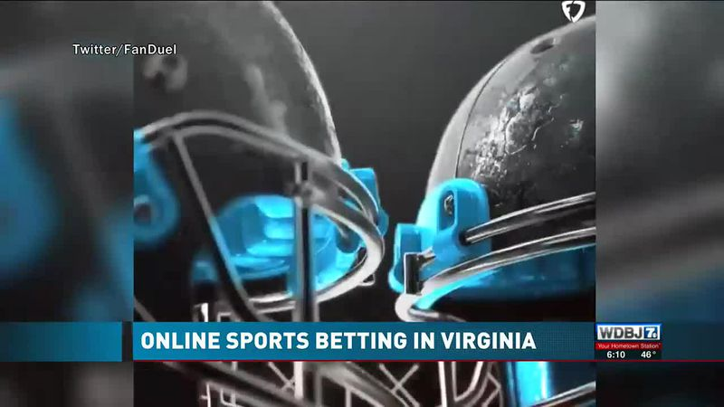 Online Sports Betting For Virginia Is Here