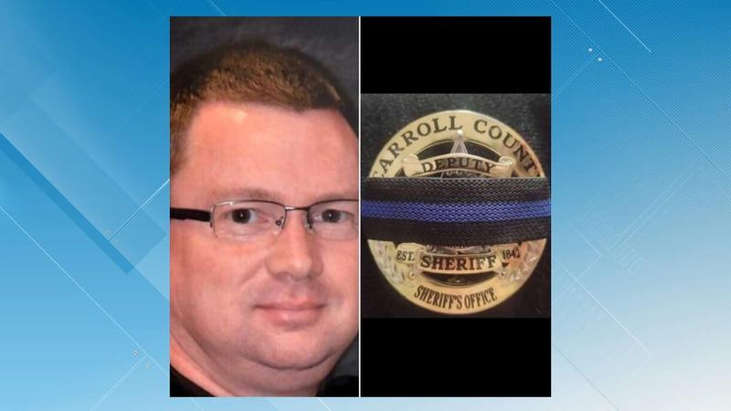 Carroll County Sheriff's Deputy Charlie Catron