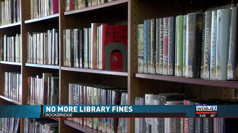 Rockbridge Library Fines