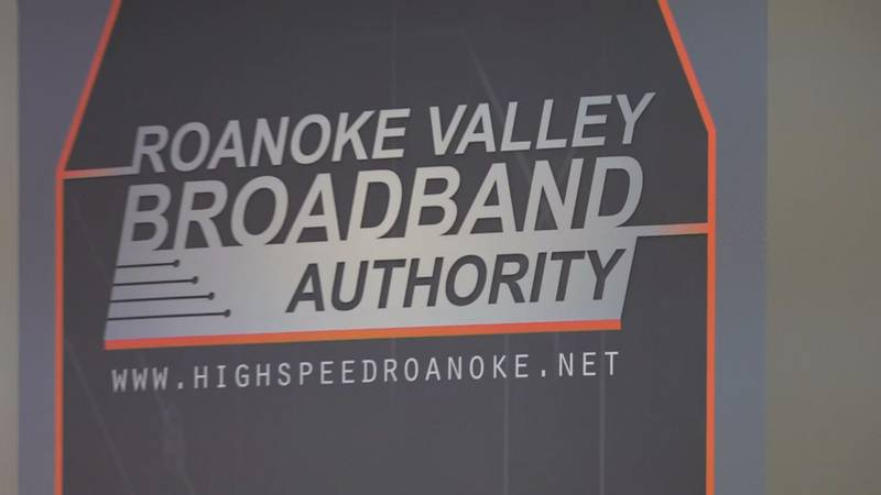 The Roanoke Valley Broadband Authority is working with internet service providers and local...