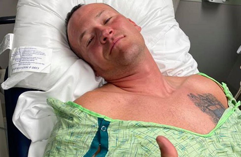 Wythe County Sheriff's Sgt. Chris Coleman Recovering in Hospital After Shooting