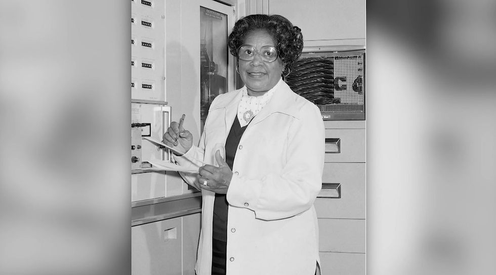 "The name of Mary Jackson, one of the inspirations for the book ""Hidden Figures,"" now officially..."