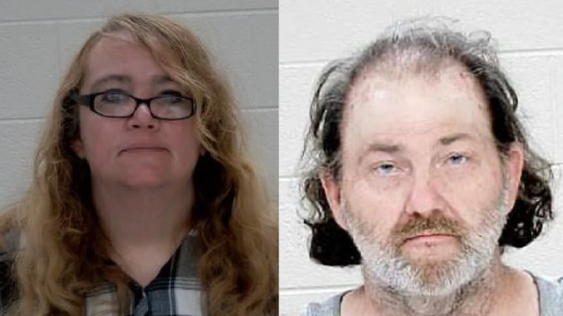 Nancy Fridley and Bobby Lee Taylor were charged with the abduction of a 2-year-old in Virginia.