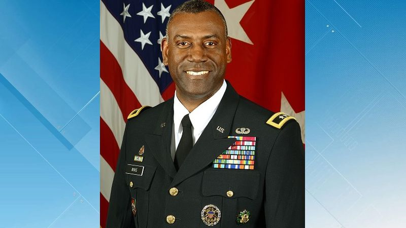Maj. Gen. Cedric T. Wins, named interim superintendent at VMI