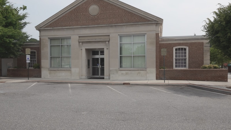 The museum will move into a former bank building in Christiansburg.
