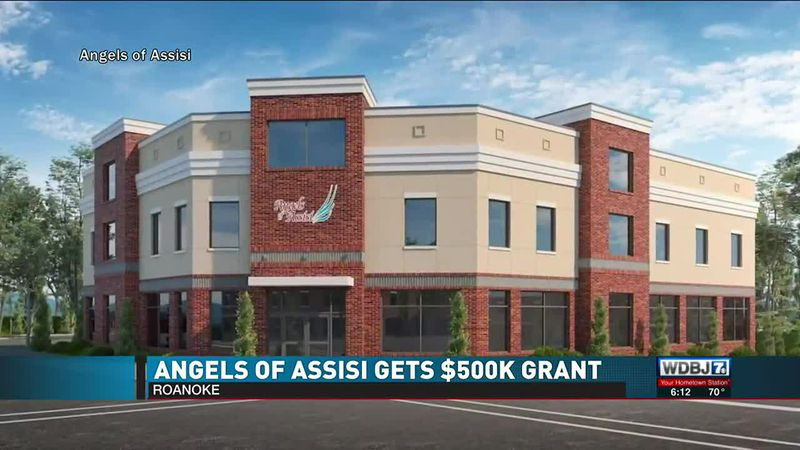 Angels Of Assisi Grant For $500K